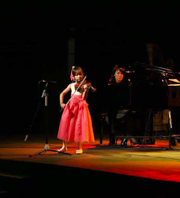 Achievements | Cindy Yan – Violin Lessons, Performances & Events